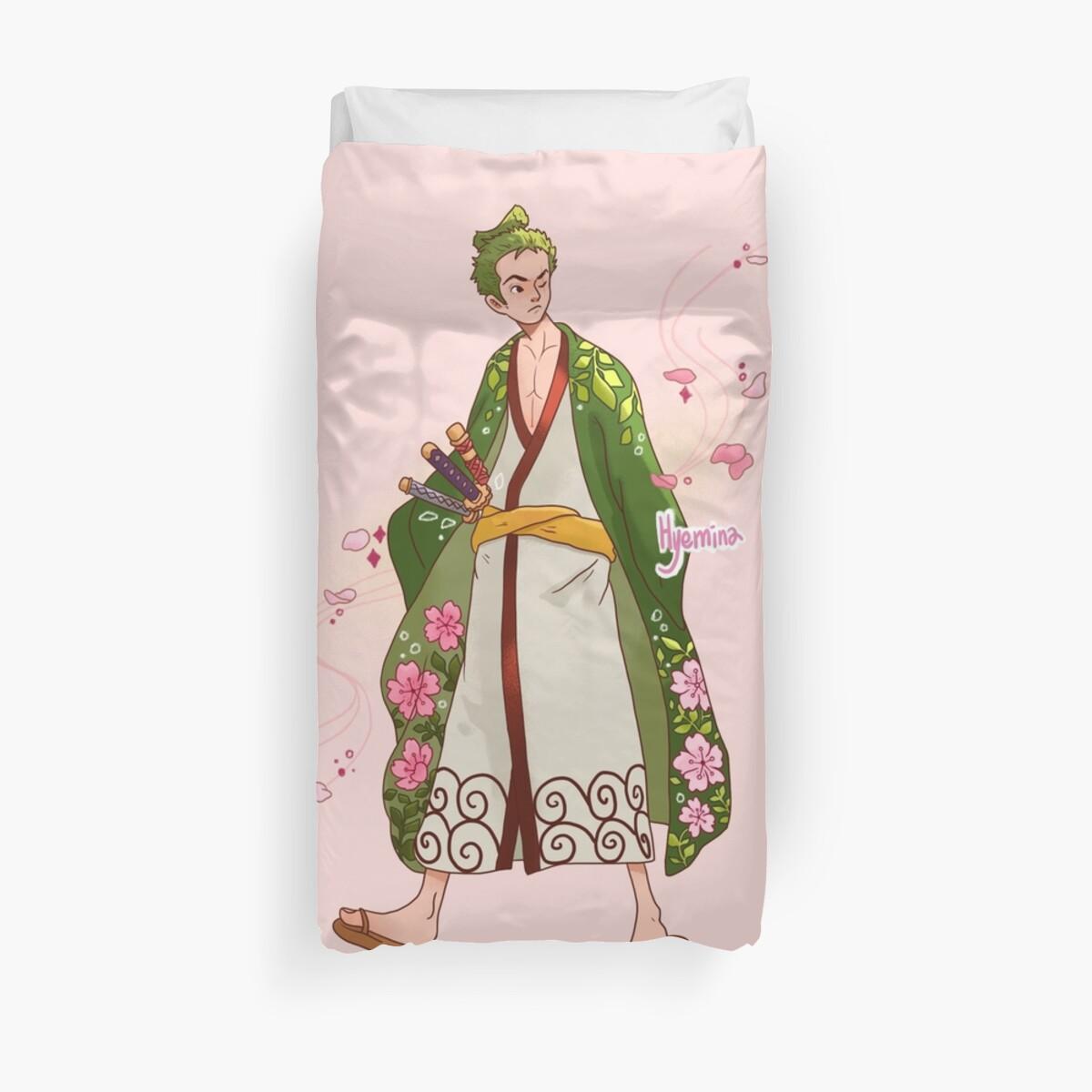 Blossom Samurai by HYEMINA