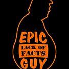 Covfefe Epic Mangel an Fakten Guy von electrovista