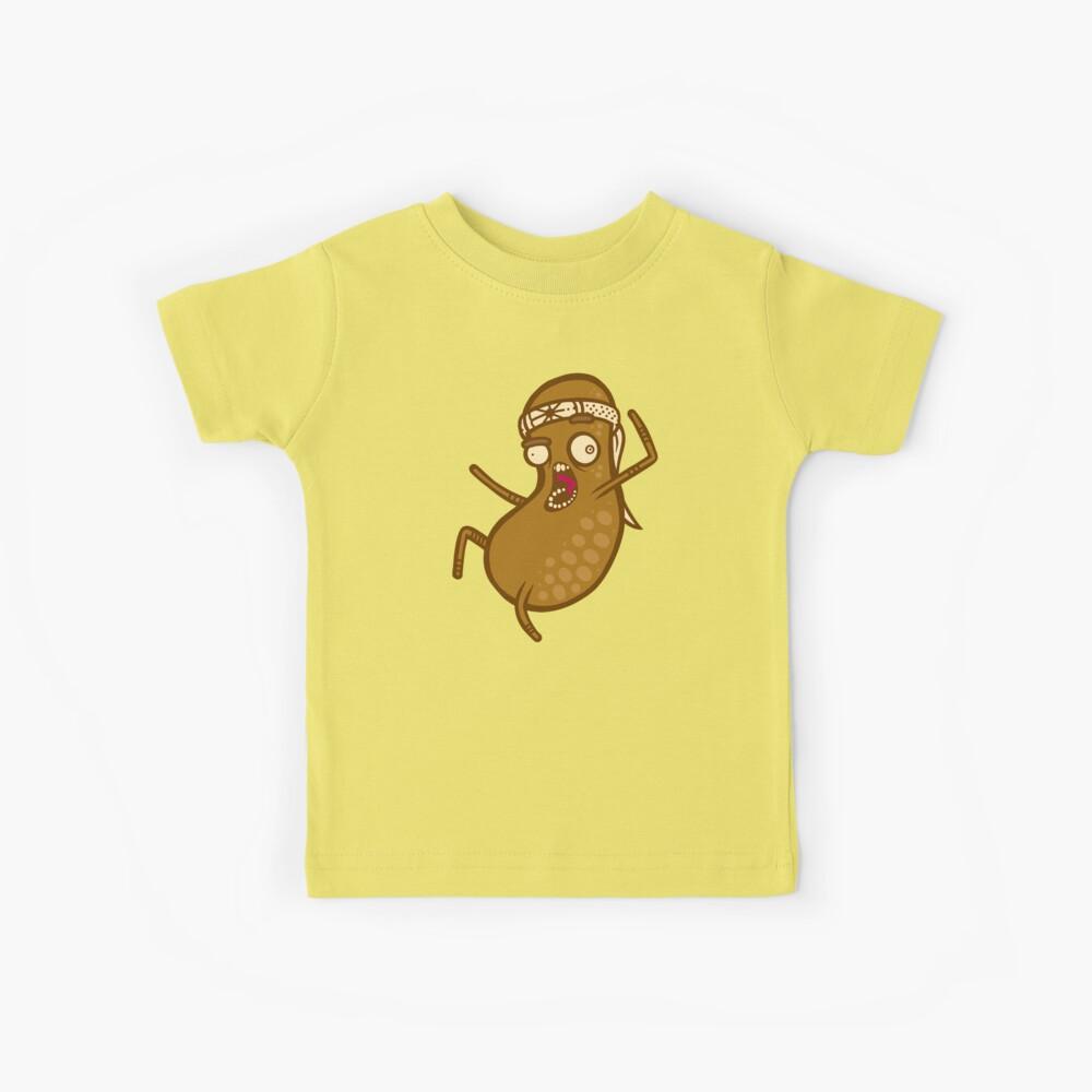 Karate-Nuss Kinder T-Shirt