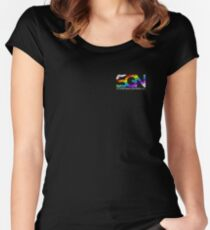 SGN - Logo 2019 Fitted Scoop T-Shirt