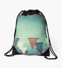 Bunting Drawstring Bag