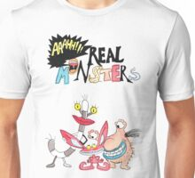 Real Monsters! Unisex T-Shirt