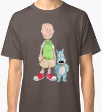 Doug and Porkchop Classic T-Shirt