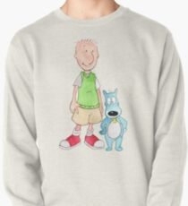 Doug and Porkchop Pullover