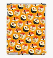 Motif Sushi - Orange Coque et skin iPad