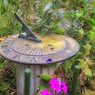 Greene garden sundial by Owed To Nature