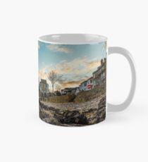 Sunset At Seaview Isle Of Wight Classic Mug