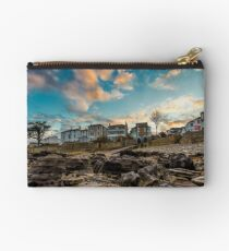 Sunset At Seaview Isle Of Wight Studio Pouch