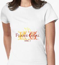 Rock Star Flame Gurl T-Shirt