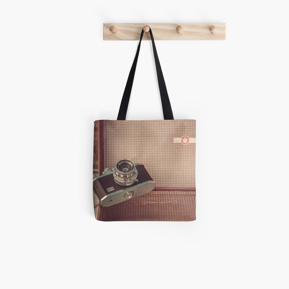 218 - Travel stories Tote Bag
