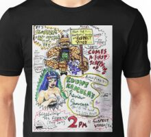 Kount Kracula's Review Showcase -TV Show Promo Poster #2 Unisex T-Shirt
