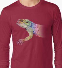 bearded dragon rainbow Mix T-Shirt