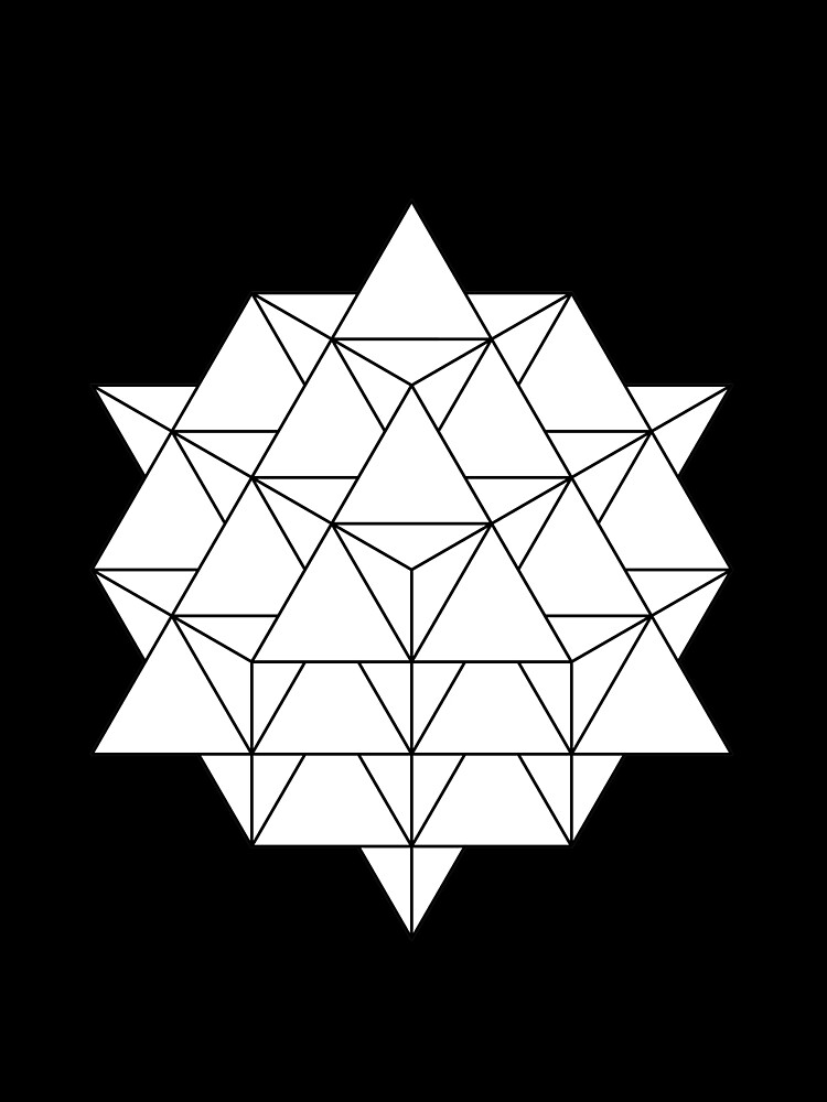 64 Tetrahedron by rupertrussell