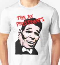 The Ex Presidents  Slim Fit T-Shirt