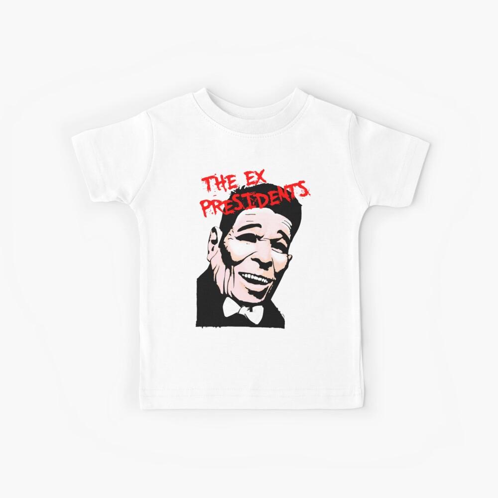 Die Ex-Präsidenten Kinder T-Shirt