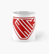Thick SuperEmpowered (Red) Classic Mug