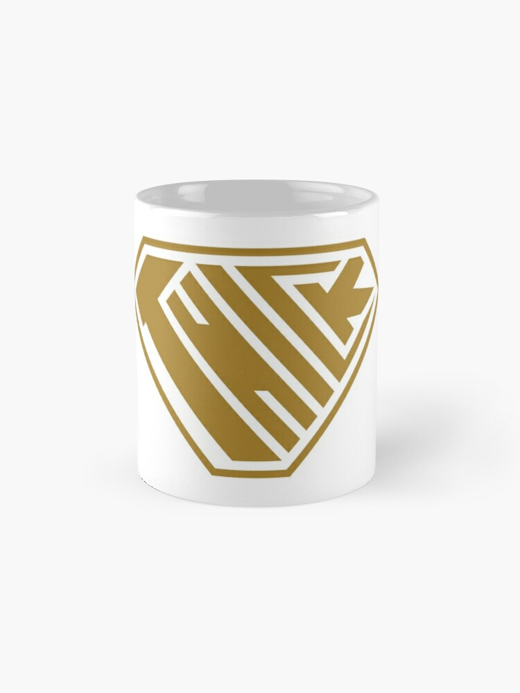 Alternate view of Thick SuperEmpowered (Gold) Mugs