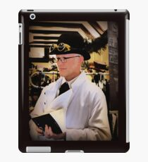 Dr. Who iPad Case/Skin
