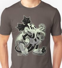 MICKTHULHU MOUSE (monochrome) Unisex T-Shirt