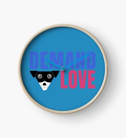 Carl Demands Love   Demand Love! Clock