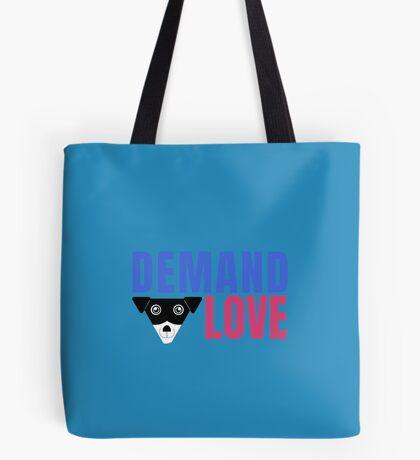 Carl Demands Love | Demand Love! Tote Bag