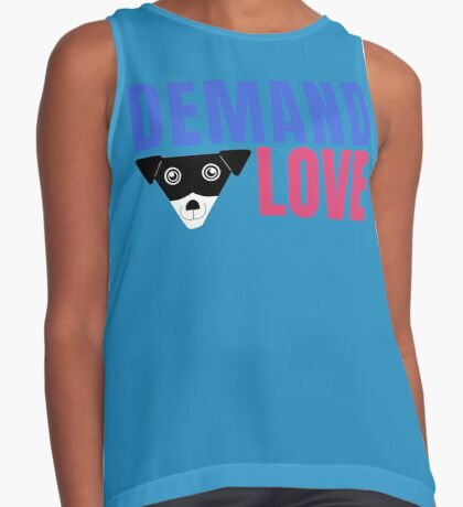 Carl Demands Love | Demand Love! Sleeveless Top
