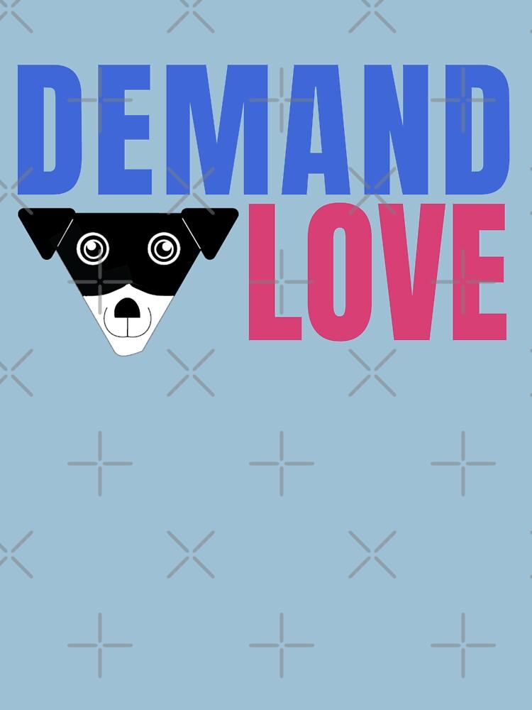 Carl Demands Love | Demand Love! by willpate
