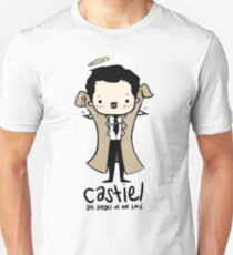 Castiel - Angel of the Lord Slim Fit T-Shirt