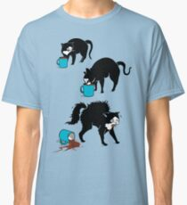 Coffee Cat Classic T-Shirt