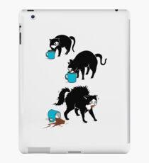 Coffee Cat iPad Case/Skin