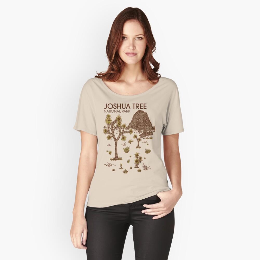 Joshua-Baum-Nationalpark Loose Fit T-Shirt
