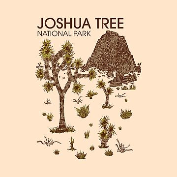 Joshua Tree National Park by Hinterlund