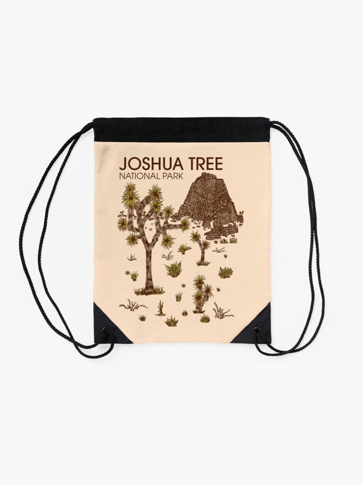 Alternative Ansicht von Joshua-Baum-Nationalpark Turnbeutel