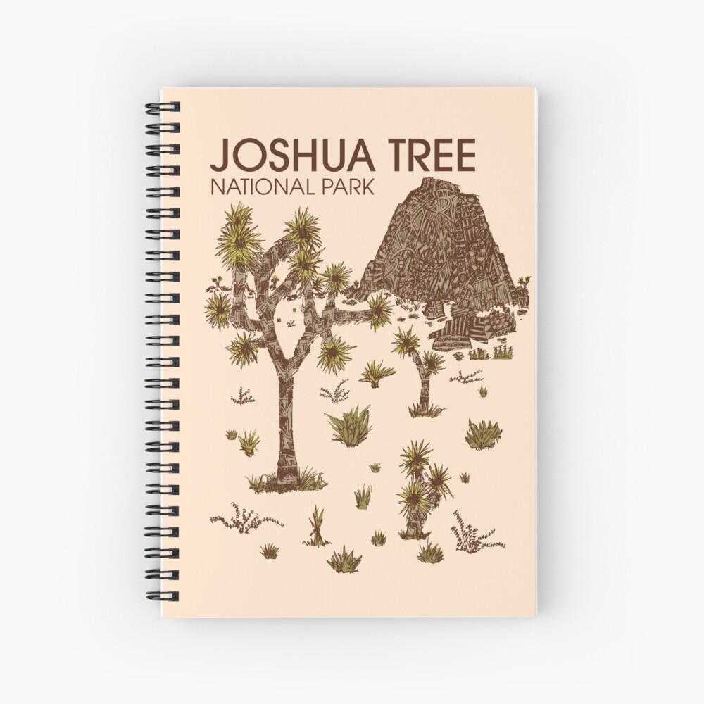 Joshua-Baum-Nationalpark Spiralblock