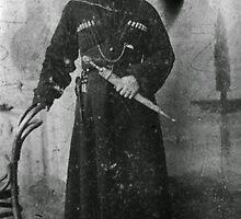 Балкар. 1900-е  by znamenski
