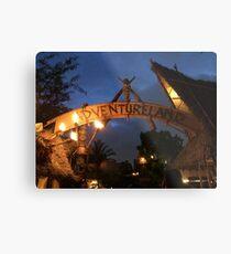 Adventureland Metal Print