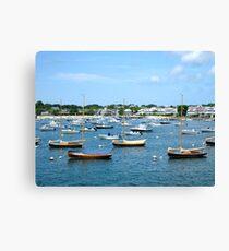 Sail Boats  Canvas Print