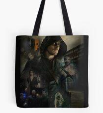 Arrow CW Design (2.0) Tote Bag