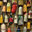 Buoys by MDossat