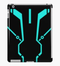Blue Tronic iPad Case/Skin
