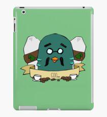 Coo iPad Case/Skin