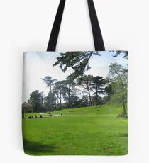 Be In the Park Tote Bag