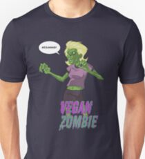 Lady Vegan Zombie Unisex T-Shirt