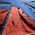 An Bord der Tallship American Pride von Celeste Mookherjee