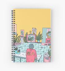 Cuaderno de espiral Neon asia