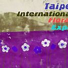 Taipei International Floral Expo by Digby