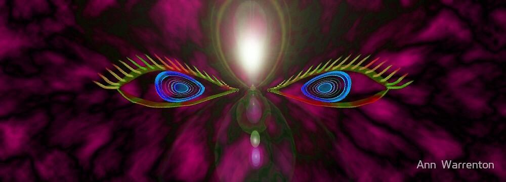 Depth of My Minds Eye-Royal Princess by Ann  Warrenton