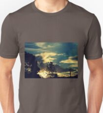 Sunset In The Suburb Unisex T-Shirt
