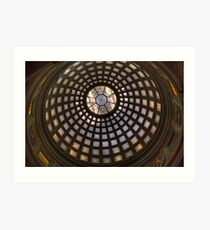 The Dome - Natural History Museum, Stockholm, Sweden Art Print
