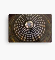 The Dome - Natural History Museum, Stockholm, Sweden Metal Print